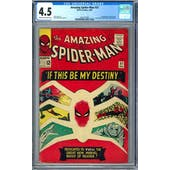 Amazing Spider-Man #31 CGC 4.5 (C-OW) *2001101005*