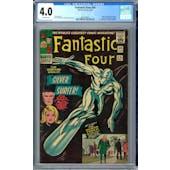 Fantastic Four #50 CGC 4.0 (OW) *2001108002*