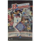 2001 Bowman Baseball Retail Box (Reed Buy)