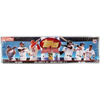 2001 Topps Baseball Hobby Factory Set (Box) (Blue)