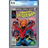 Amazing Spider-Man #238 CGC 9.4 (W) *2002457001*