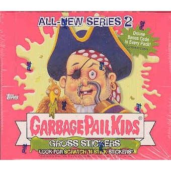 Garbage Pail Kids Series 2 Hobby Box (#16) (2004 Topps)