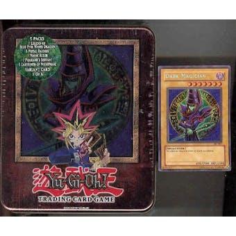 Upper Deck Yu-Gi-Oh 2003 Holiday Dark Magician Tin
