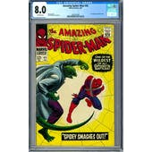 Amazing Spider-Man #45 CGC 8.0 (OW) *2003101002*