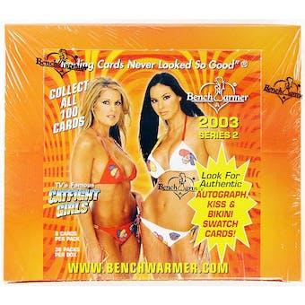BenchWarmer Series 2 Hobby Box (2003)