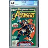 Avengers #196 CGC 7.0 (W) *2005999003*