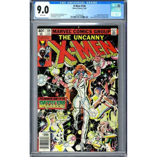 X-Men #130 CGC 9.0 (W) *2005999008*