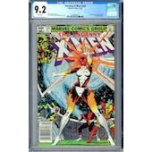 Uncanny X-Men #164 CGC 9.2 (W) *2005999011*