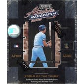 2005 Playoff Absolute Memorabilia Baseball Hobby Box