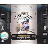 2005 Playoff Prestige Baseball Hobby Box