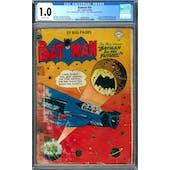 Batman #59 CGC 1.0 (OW) *2006001006*