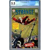 Strange Adventures #205 CGC 5.5 (OW-W) *2006001013*