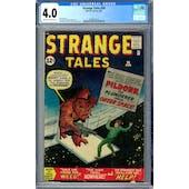 Strange Tales #94 CGC 4.0 (OW-W) *2006001015*