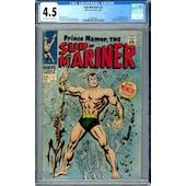 Sub-Mariner #1 CGC 4.5 (OW-W) *2006004001*