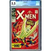 X-Men #28 CGC 5.5 (W) *2006004007*