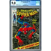 Amazing Spider-Man #100 CGC 9.0 (W) *2006087003*