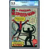 Amazing Spider-Man #3 CGC 3.5 (OW-W) *2008912003*