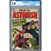 Tales To Astonish #35 CGC 7.0 (OW-W) *2008912011*