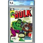 Incredible Hulk #271 CGC 9.6 (W) *2009109011*