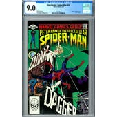 Spectacular Spider-Man #64 CGC 9.0 (W) *2009109013*