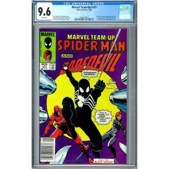 Marvel Team-Up #141 CGC 9.6 (W) *2009109016*