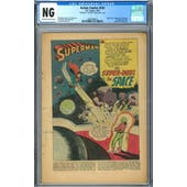 Action Comics #242 CGC NG (OW-W) *2009109019*