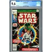 Star Wars #1 CGC 9.6 (W) *2009109024*
