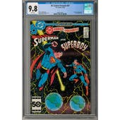 DC Comics Presents #87 CGC 9.8 (W) *2009116004*