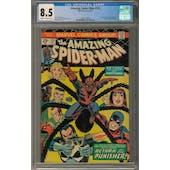 Amazing Spider-Man #135 CGC 8.5 (C-OW) *2009118004*