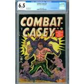 Combat Casey #8 CGC 6.5 (W) *2009173004*
