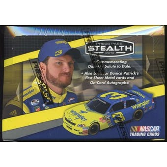 2010 Press Pass Stealth Racing Hobby Box