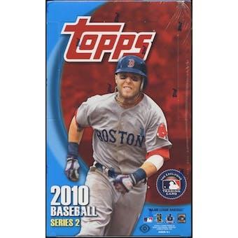 2010 Topps Series 2 Baseball Hobby Box