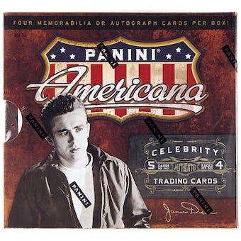 2011 Panini Americana I Hobby Box