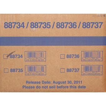 Konami Yu-Gi-Oh 2011 Holiday Tins Wave 1 Case (12 Ct.)