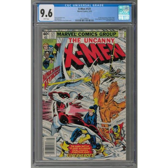 X-Men #121 WolverHulk - (Hit Parade Inventory)