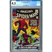 Amazing Spider-Man #40 CGC 4.5 (OW-W) *2012524003*