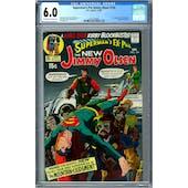 Superman's Pal Jimmy Olsen #134 CGC 6.0 (OW-W) *2012524004*