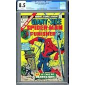Giant-Size Spider-Man #4 CGC 8.5 (W) *2012615005*
