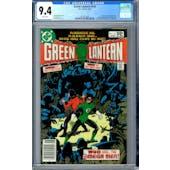 Green Lantern #141 CGC 9.4 (W) *2012615006*