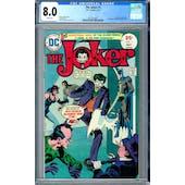 The Joker #1 CGC 8.0 (W) *2012615007*