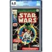 Star Wars #1 CGC 6.0 (W) *2012615008*