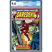 Daredevil #115 CGC 9.4 (W) *2012616014*