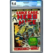Hero For Hire #2 CGC 9.4 (OW-W) *2012616016*