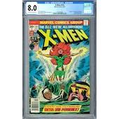 X-Men #101 CGC 8.0 (OW-W) *2012630006*