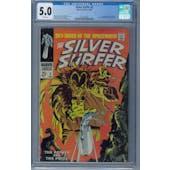 Silver Surfer #3 CGC 5.0 (W) *2012857001*