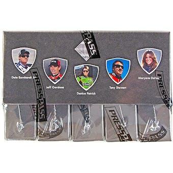 2012 Press Pass Total Memorabilia Racing Hobby Box