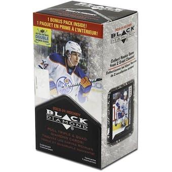 2013-14 Upper Deck Black Diamond Hockey 6-Pack Box