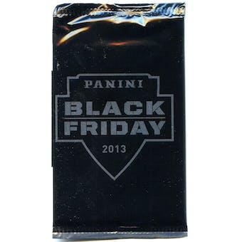 2013 Panini Black Friday Promotion Pack