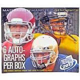 2013 Press Pass Football Hobby Box