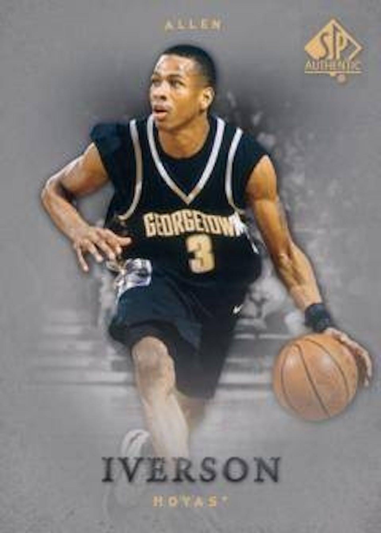 cb7c60436 ... 2012 13 Upper Deck SP Authentic Basketball Hobby Box